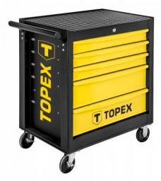 Wózek narzędziowy Topex 5 szuflad (79R501)