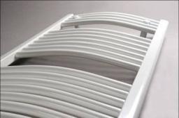 Grzejnik łazienkowy Onnline PBT 45x120cm biały (T091-120-045)