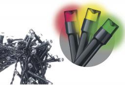 Lampki choinkowe Emos Xmas zyk LED na kabel multicolor - RGB 100szt. (ZYK0106)