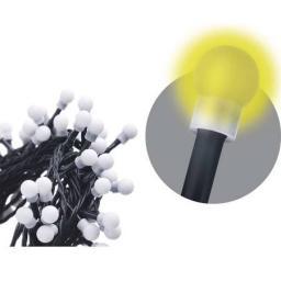 Lampki choinkowe Emos Xmas zyk LED na kabel biały ciepły 50szt. (ZYK0202)