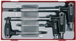 Teng Tools Zestaw kluczy trzpieniowych torx typ T T10 - T40 z otworem 7szt. (68920107)