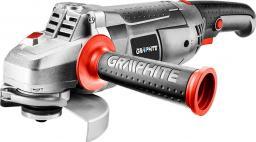 Graphite szlifierka kątowa 1200W, tarcza 125 x 22.2 mm (59G220)
