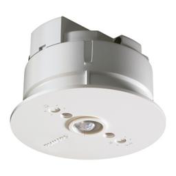 Philips Czujnik ruchu 1380VA 360st sufitowy IP20 biały LRM1070/00 (8711559731384)