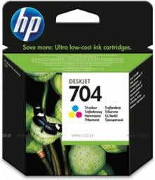 HP tusz CN693AE nr 704 (color)