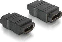 Adapter AV Delock ADAPTER HDMI(F)-HDMI(F)ŁĄCZNIK-BECZKA (65049)