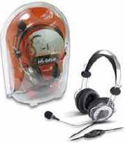 Słuchawki z mikrofonem Genius HS-04SU (31710045100)