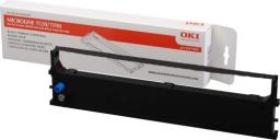 OKI Taśma do drukarki Microline ML1120 / ML1190 czarna (43571802)