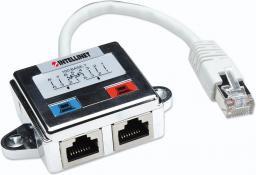 Intellinet Network Solutions adapter sieciowy rozdzielacz RJ45x2 STP (504195)