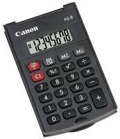 Kalkulator Canon AS-8 HB EMEA 4598B001AA
