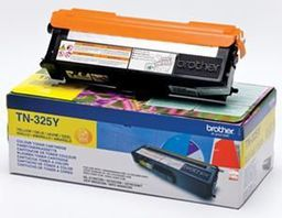 Brother toner oryginalny TN-325Y Yellow