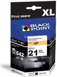 Black Point tusz BPH21XL / C9351CE nr 21XL (black)