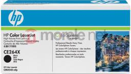 HP Toner CM4540 17k Black CE264X