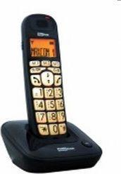 Telefon bezprzewodowy Maxcom MC 6800 Czarny