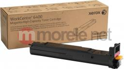 Xerox HC Magenta Toner Cartridge WC6400 16500p (106R01318)