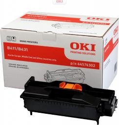 OKI bęben 44574302 (black)