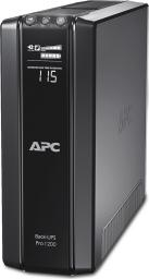 UPS APC BR1200G-FR BACK RS 1200 VA 230V LCD GREEN 720W