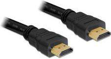 Kabel Delock HDMI - HDMI, 10, Czarny (82709)