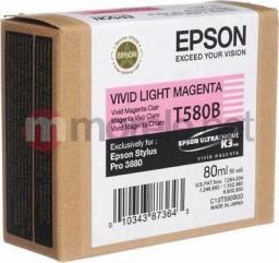 Epson UltraChrome K3/80ml (C13T580B00)