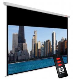 Ekran projekcyjny Avtek Video Electric 260 x 195, 4:3, Matt White (5907731310215)