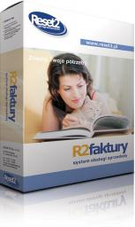 Program Reset2 R2faktury Standard (magazyn/1firma/1st) (TCAA01)