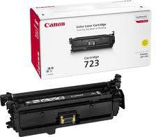 Canon Toner CRG723 Yellow (2641B002AA)