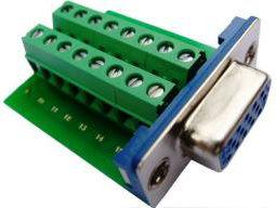 Adapter AV Delock 65170