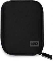 "Western Digital Pokrowiec WD My Passport Carrying Case 2,5"" czarny (WDBABK0000NBK-WRSN)"