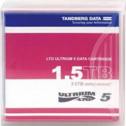 Taśma TandBerg Data Cartridge LTO-5 with case 1,5/3.0 TB (433955)
