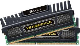 Pamięć Corsair Vengeance, DDR3, 4 GB,1600MHz, CL9 (CMZ4GX3M2A1600C9)