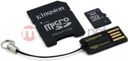 Karta MicroSD Kingston 8GB (MBLY4G2/8GB)