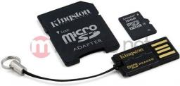 Karta MicroSD Kingston 16GB (MBLY4G2/16GB)