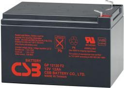 CSB 12V 12Ah GP12120F2