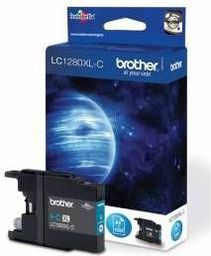 Brother tusz oryginalny LC-1280XLC (cyan)