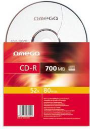 Omega CD-R 700MB, safe pack 1 [56159]
