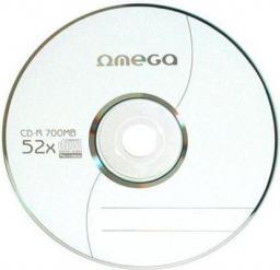 Omega CD-R 700MB 52X KOPERTA*1 (56992)