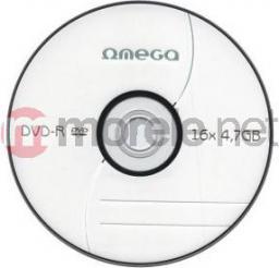 Omega DVD-R 4,7GB 16X KOPERTA*10 [40549]