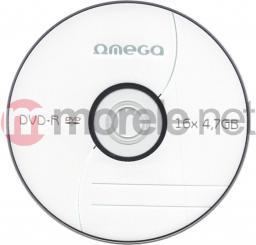 Omega DVD+R 4,7GB 16X CAKE*25 [56820]