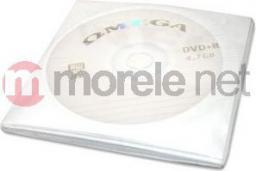 Omega DVD+R 4,7GB 16X KOPERTA*10 [40550]