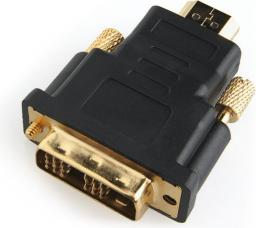 Adapter AV Gembird Adapter HDMI(M)/DVI(18+1) (A-HDMI-DVI-1)