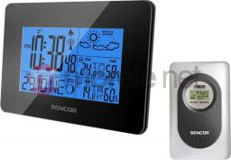 Stacja pogodowa Sencor SWS 50B Weather Station with Wireless Thermometer and Hygrometer