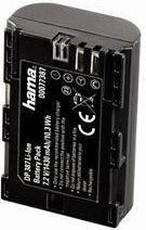 Akumulator Hama 7,2V/1430 MAH CANON LP-E6 - 77387