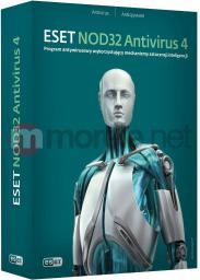 ESET NOD32 AntiVirus 1 stanowisko 3 lata Kontynuacja (ENA-K-3Y-1D)