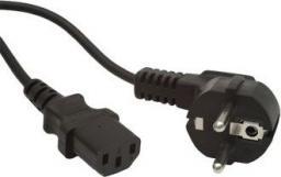 Kabel zasilający Gembird ZASILAJĄCY 5M VDE SCHUKO (PC-186-VDE-5M)