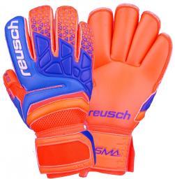 REUSCH Rękawice bramkarskie Prisma Prime G3 Roll Finger pomarańczowe r. 8 (38 70 937 296)