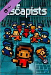 The Escapists - Fhurst Peak Correctional Facility Key Steam GLOBAL