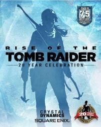 Rise of the Tomb Raider 20 Years Celebration, ESD