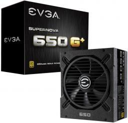 Zasilacz EVGA SuperNOVA G+ 650W (120-GP-0650-X2)