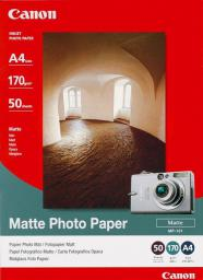 Canon papier Photo Matte MP101 A4 (BS7981A005AA) 50 ark