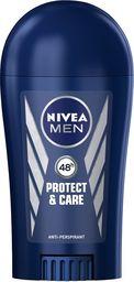 Nivea NIVEA*DEO Sztyft męski PROTECT & CARE 85950& - 0185950N
