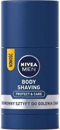 Nivea Body Shaving Ochronny sztyft do golenia ciała  75ml